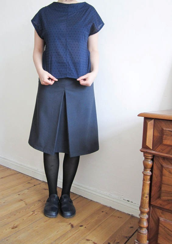 Winter Japan Sew Along: Finale – Twill & Heftstich