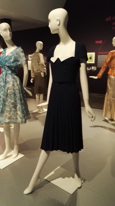 Uli Richter: Kleid Marcelle, 1949, Replik